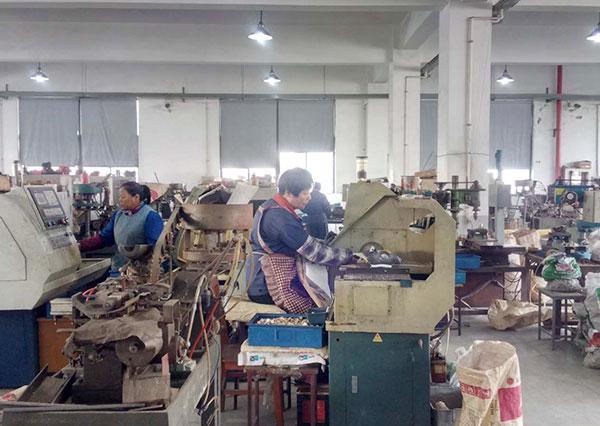 生产车间-恒新焊割