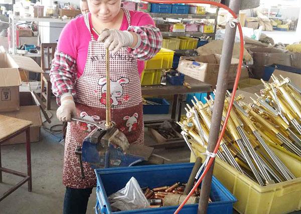 产品调试-恒新焊割