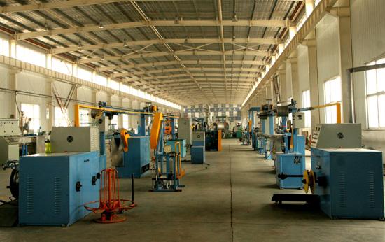 机器调试-恒新焊割