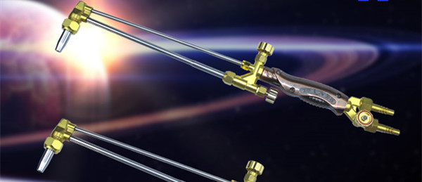 G07-100型韩式不锈钢割炬,恒新射吸式天然气割炬